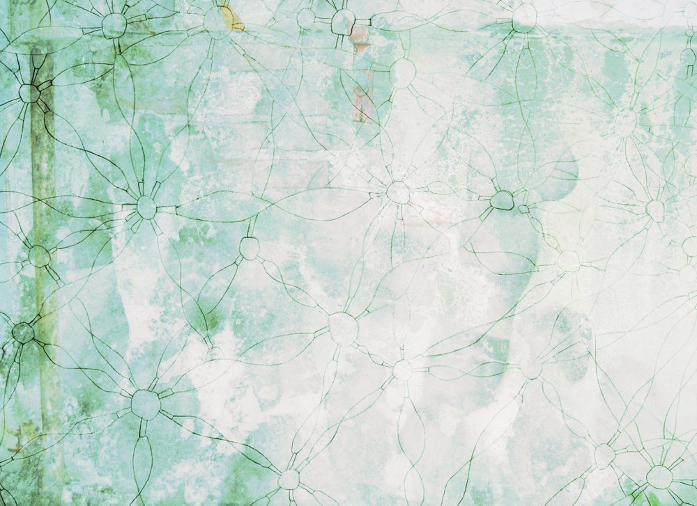 """""""Conversations in Mint"""" created by Liesel Beukes ©2014"""
